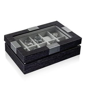 Uhrenbox aus Aluminium