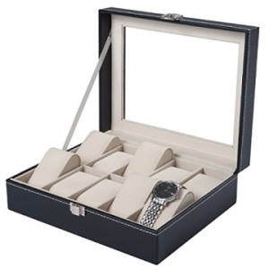 Uhrenbox für 10 Uhren