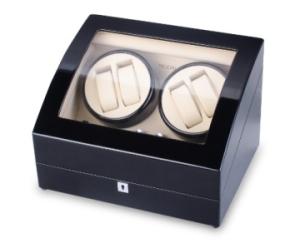 Uhrenbox für 4 Uhren