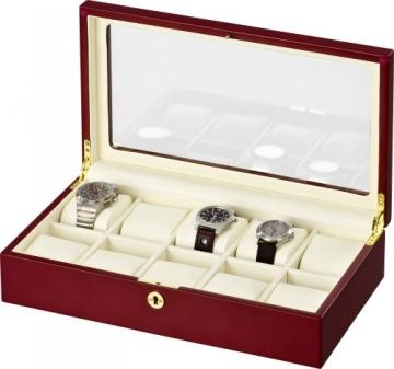 Auer Accessories Leda VS80410CM Uhrenbox - 1