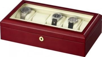 Auer Accessories Leda VS80410CM Uhrenbox - 2