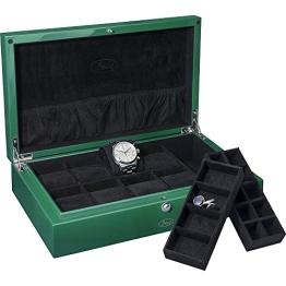 Beco Uhrenbox grün - 1