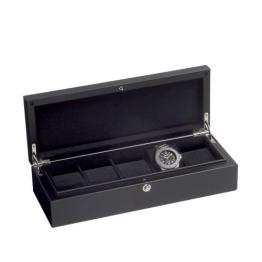 Beco Uhrenbox Piano Silk 5 - 1