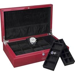 Beco Uhrenbox rot - 1