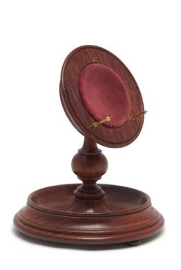 Bernex Uhrenbox MF-A40-Padouk-Gold Pins - 1