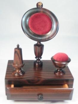 Bernex Uhrenbox MF-A63-Rosewood - 1