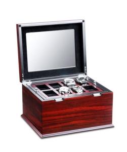 Mahagoni Uhrenbox