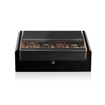 Modalo Imperia Uhrenboxen für 8 Uhren in carbon 700882 - 1