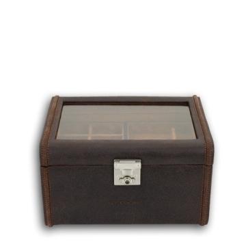 Uhren- und Schmuckbox Cubano L - 1