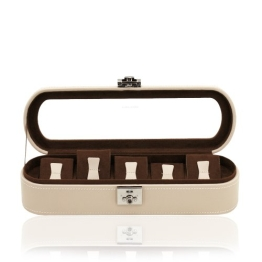 Uhrenbox Cordoba 5 Beige - 1