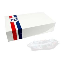 Uhrenbox LeMans 70 für 8 Uhren piano-white - 1