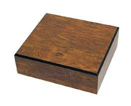 Uhrenkoffer Uhrenbox aus Echtholz W-062 für 8 Uhren 704 - 1