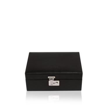 Windrose Beluga Uhrenkassette für 10 Uhren 8 schwarz - 2