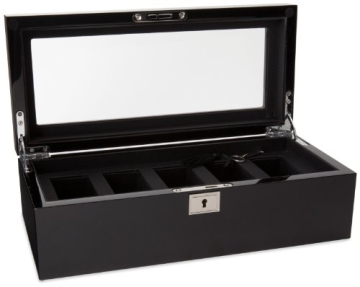 wo kann man uhrenboxen kaufen jetzt ansehen. Black Bedroom Furniture Sets. Home Design Ideas