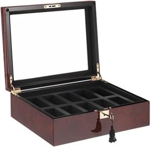 Wolf Uhrenbox Savoy 10 Wurzelholz - 2